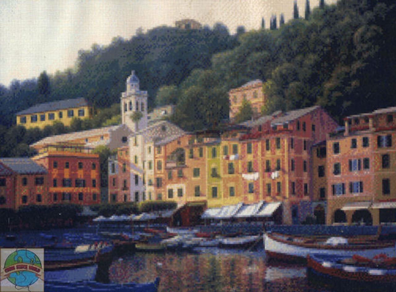 Gold Collection - Portofino Afternoon