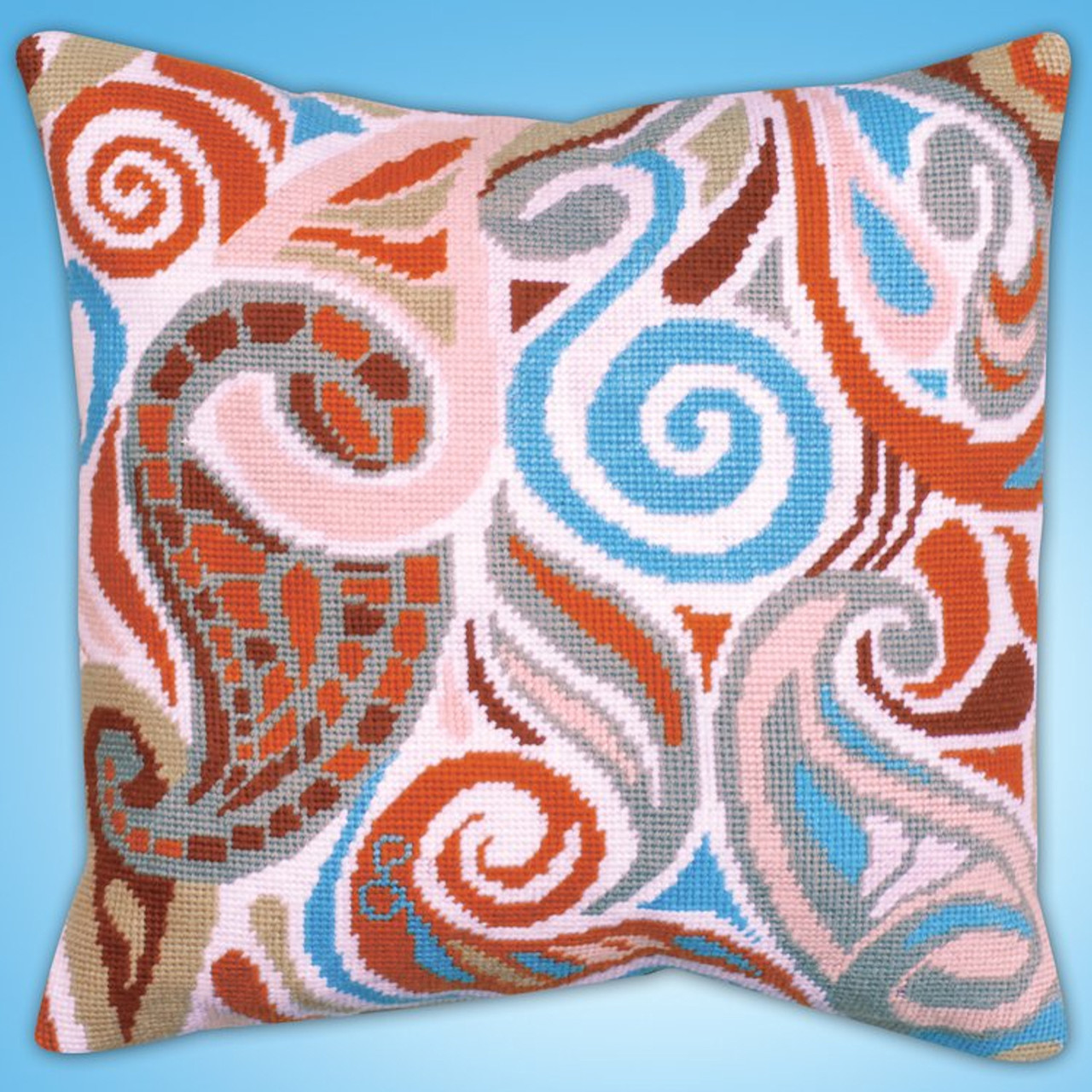 Design Works - Paisley Pillow