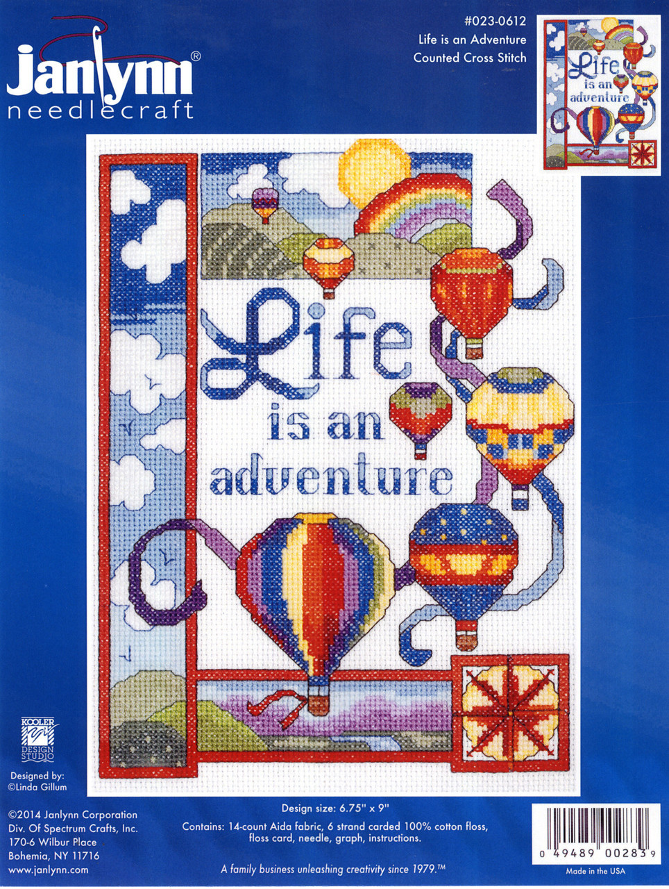 Janlynn - Life is an Adventure