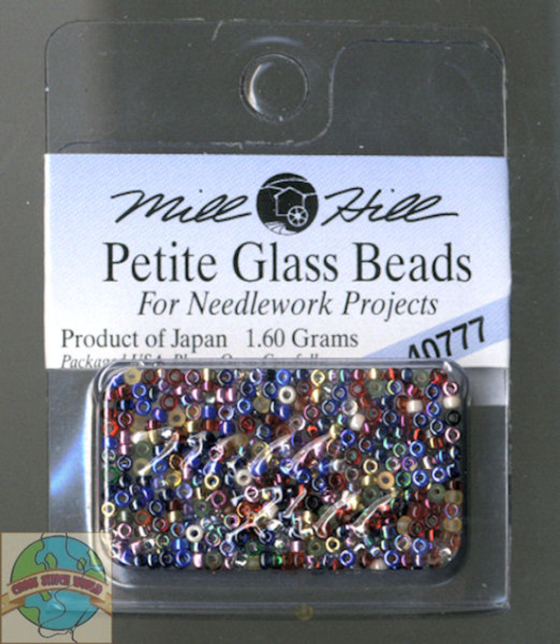 Mill Hill Petite Glass Beads 1.60g Potpourri
