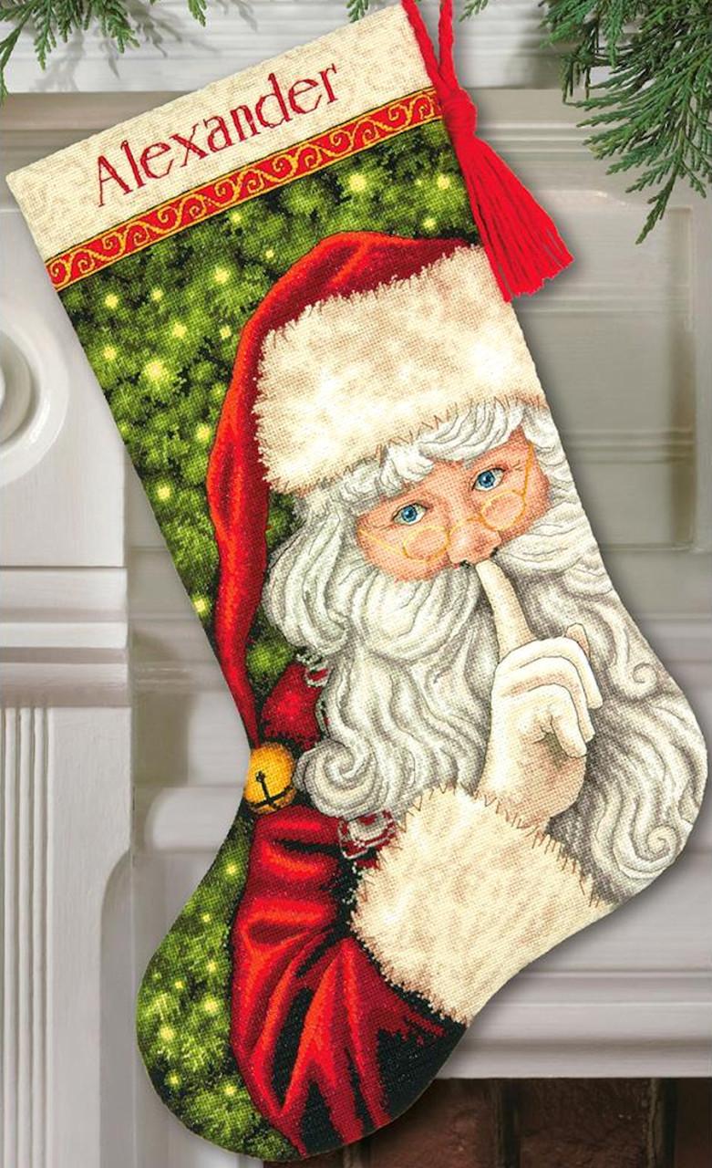 Gold Collection - Secret Santa Stocking