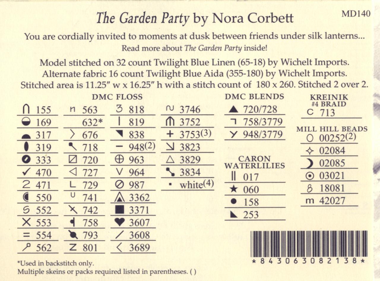 Mirabilia - The Garden Party