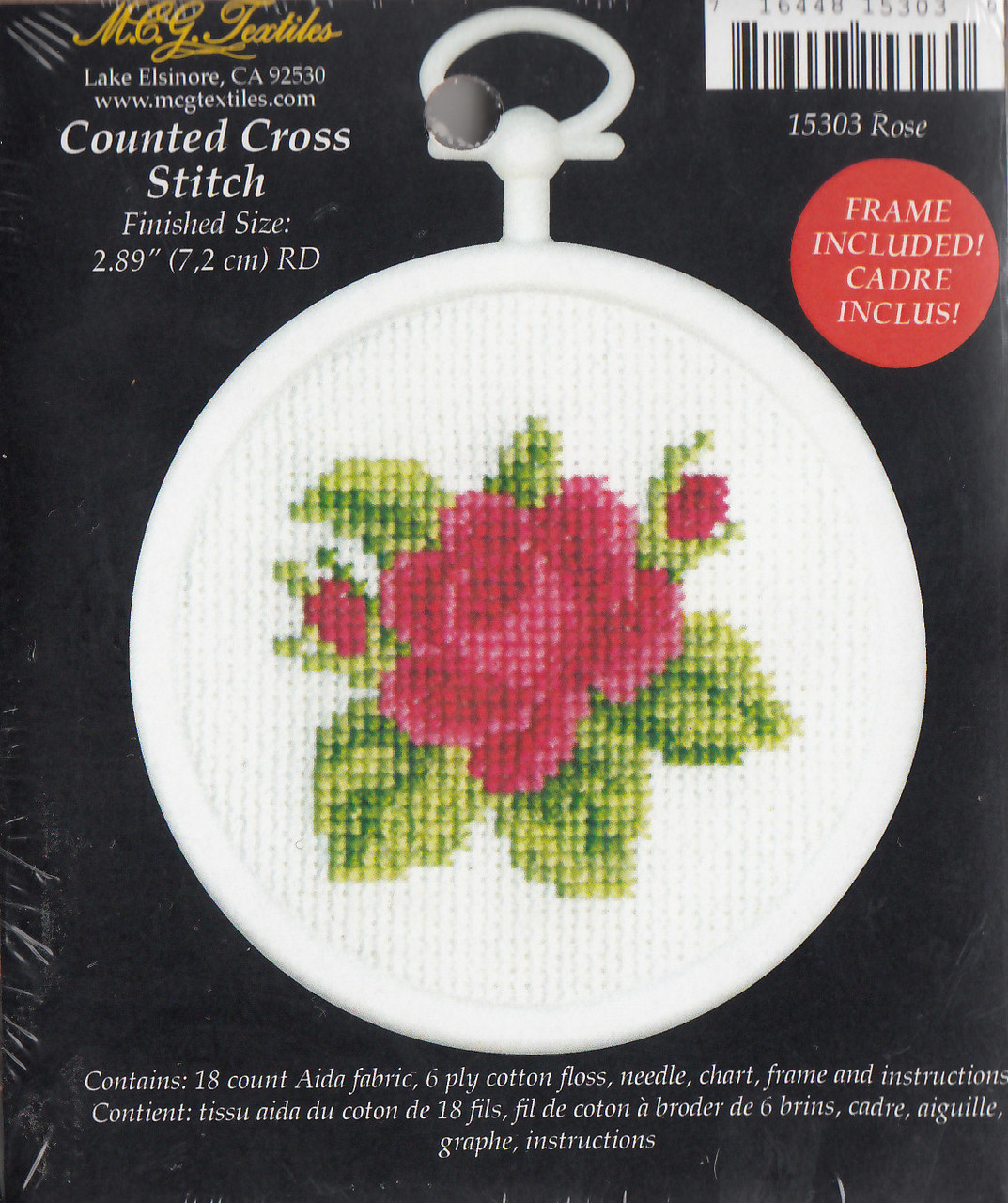 Candamar Mini - Rose