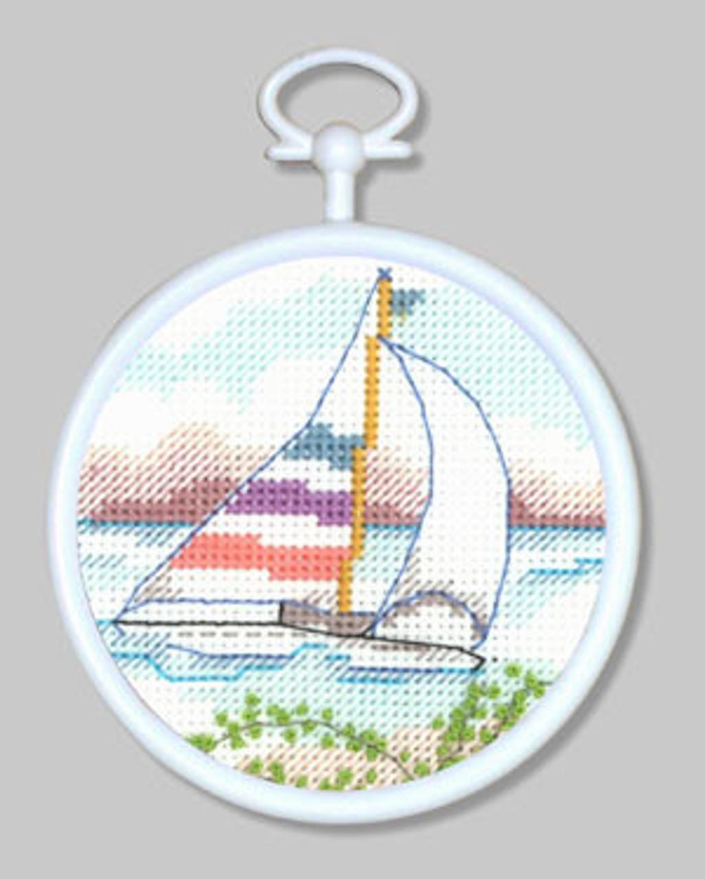 Candamar Mini - Sailing