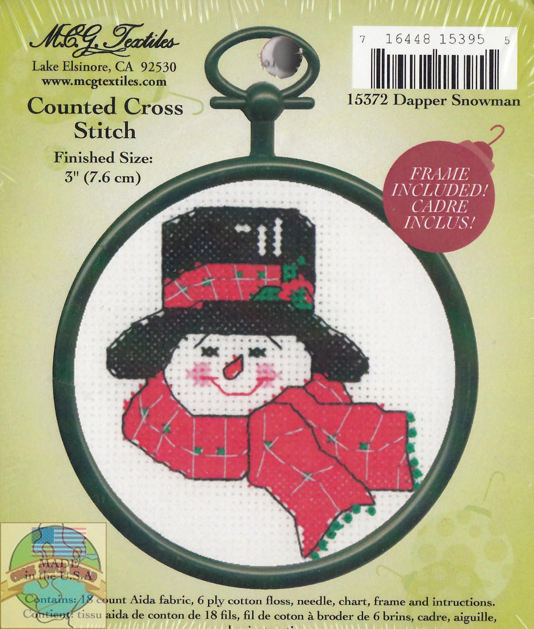 Candamar Mini - Dapper Snowman