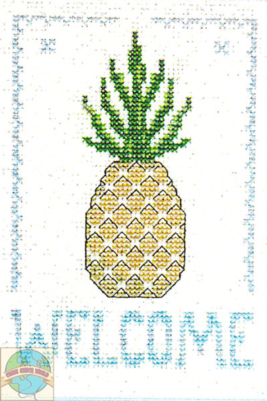 Hilite Designs - Kitchen Colors Pineapple