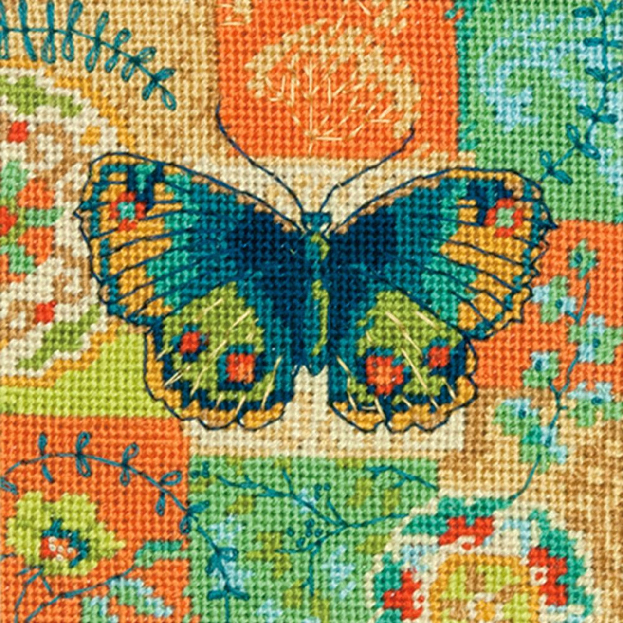 Dimensions Minis - Butterfly Pattern