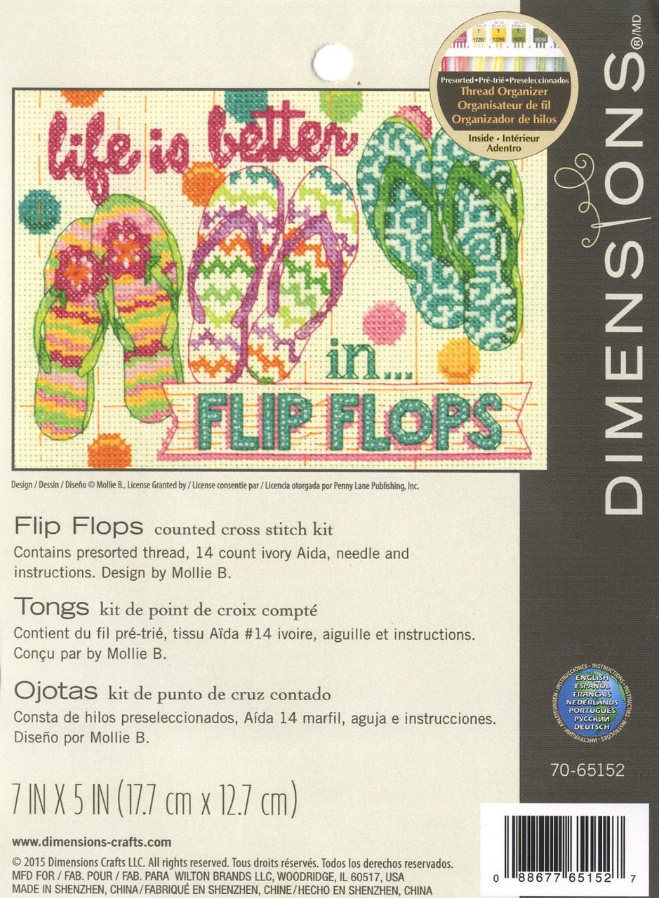 Dimensions Minis - Flip Flops