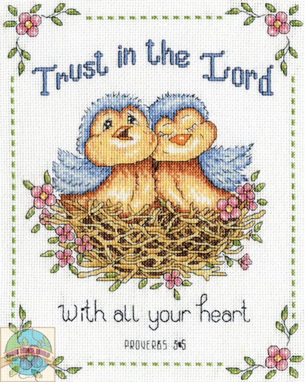 Design Works - Trust in the Lord