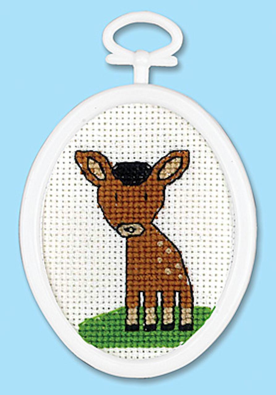 Janlynn Mini - Doe A Deer