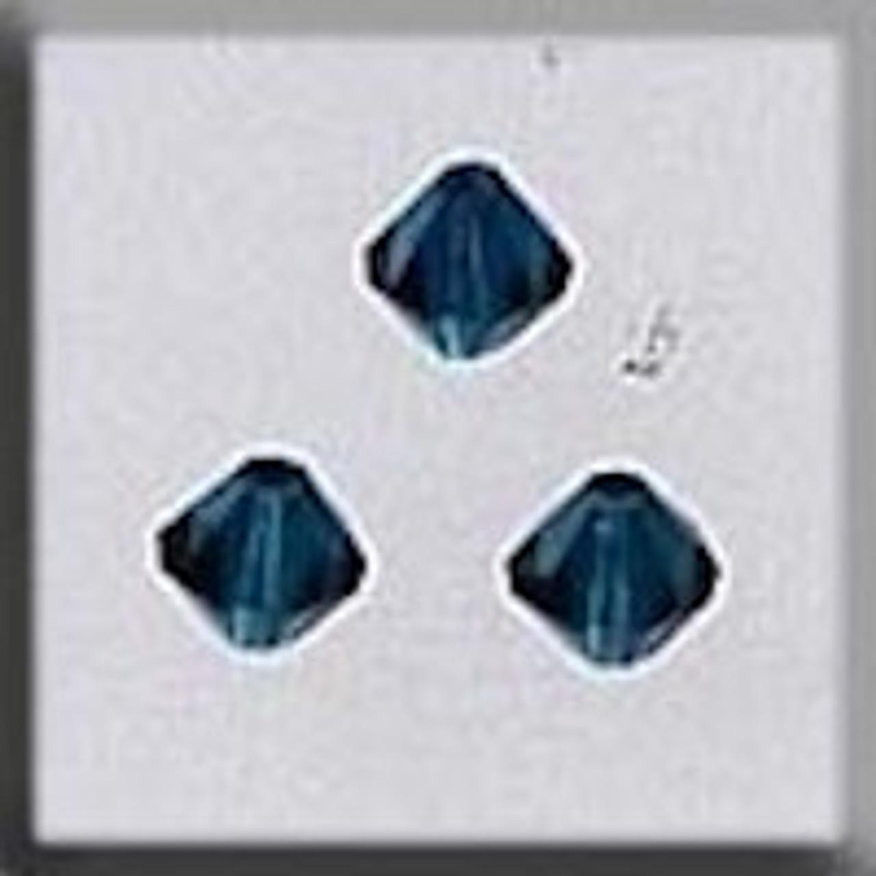 Mill Hill Crystal Treasures - Rondele Emerald