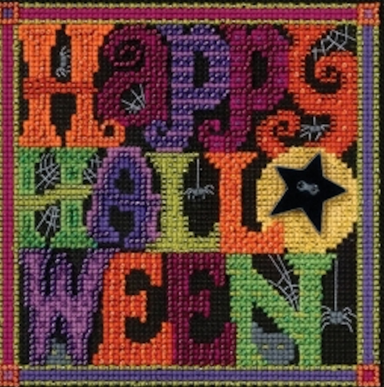 Mill Hill Buttons & Beads - Happy Halloween