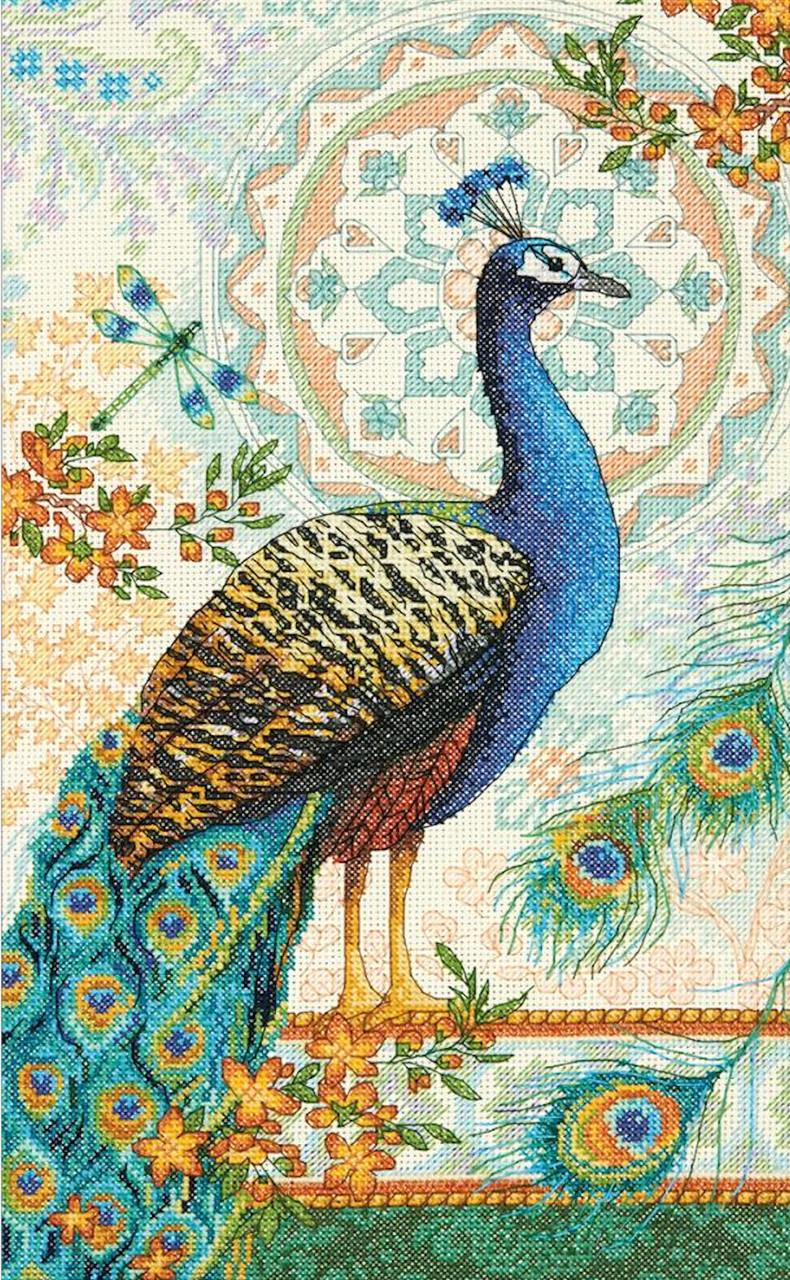 Gold Collection - Royal Peacock