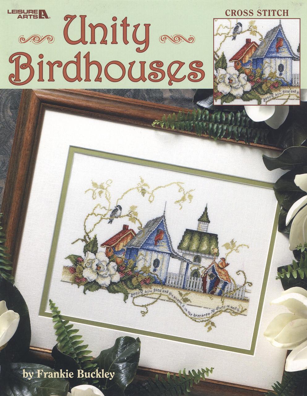 Leisure Arts - Unity Birdhouses