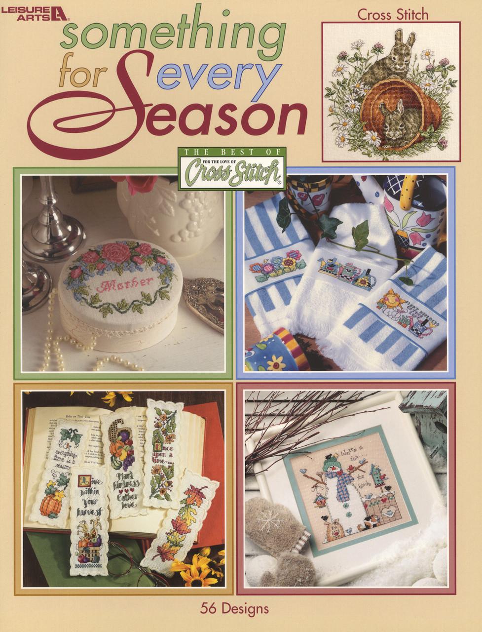 Leisure Arts - Something for Every Season