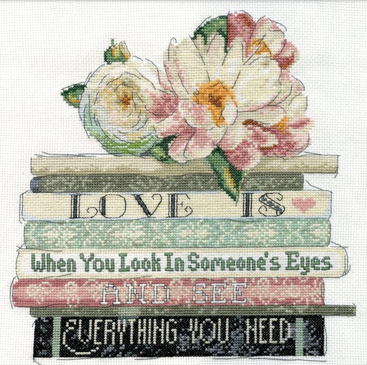Design Works - Love is Books