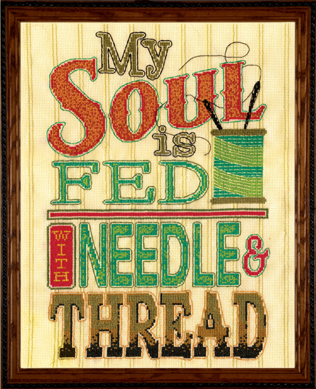 Design Works - Needle & Thread
