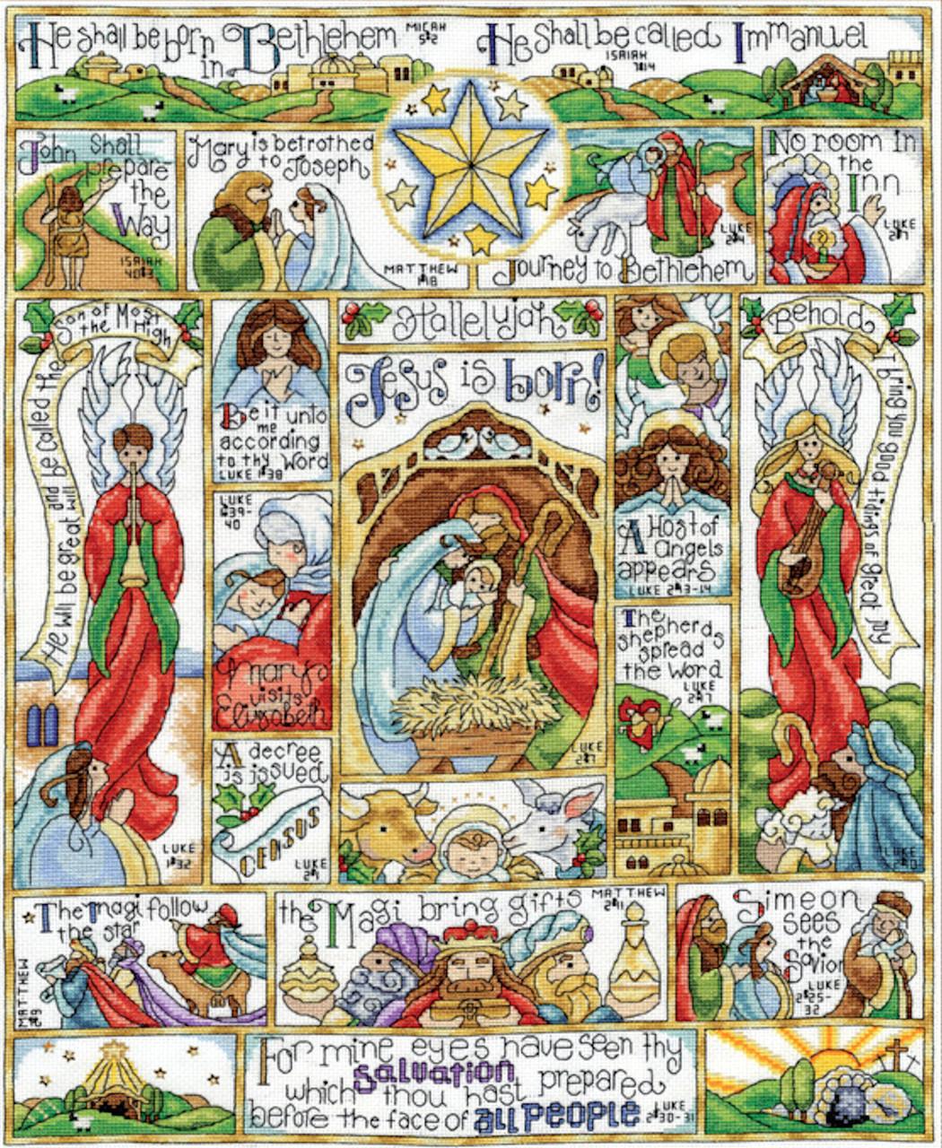 Design Works - Nativity Story