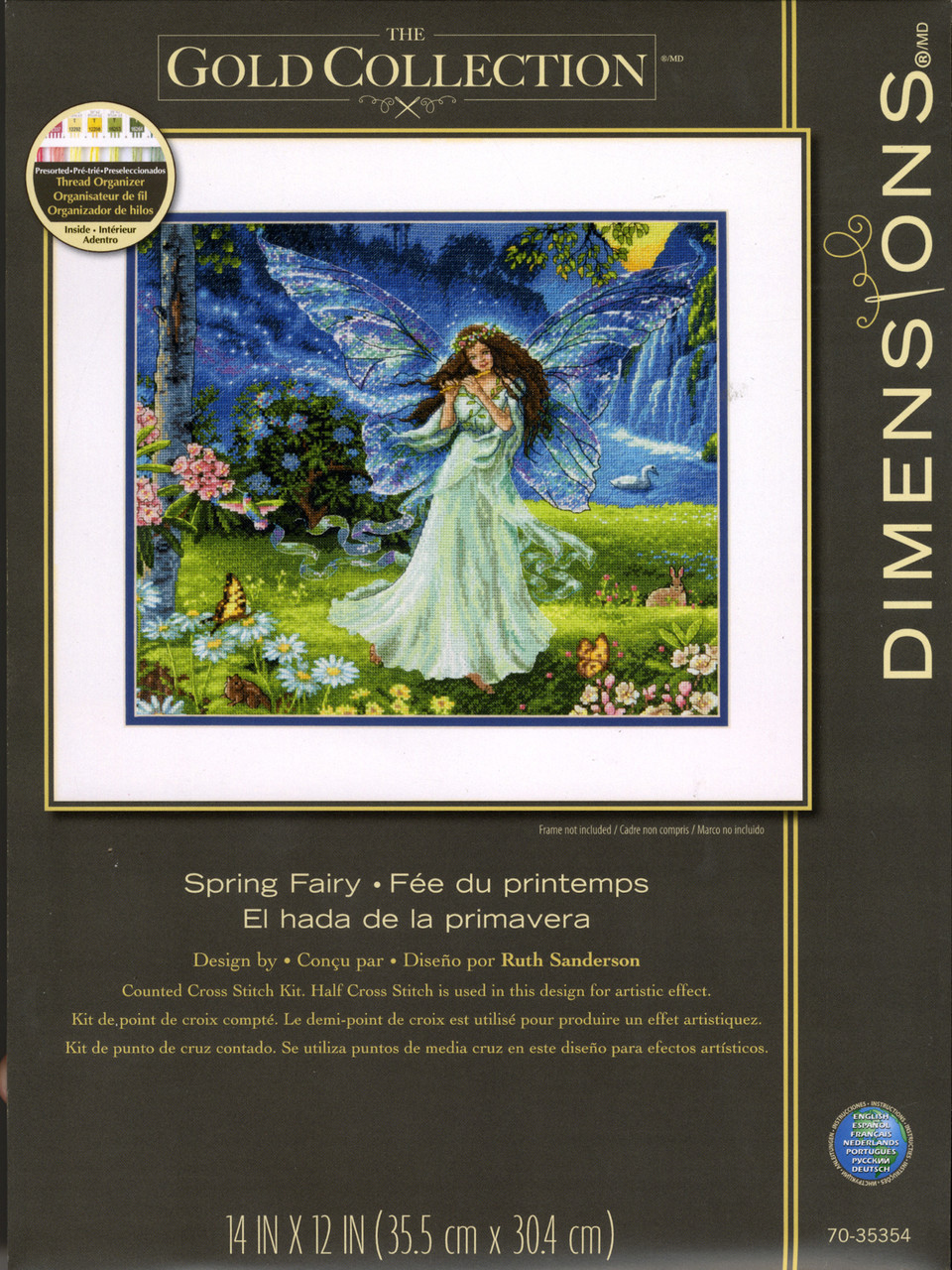 Gold Collection - Spring Fairy