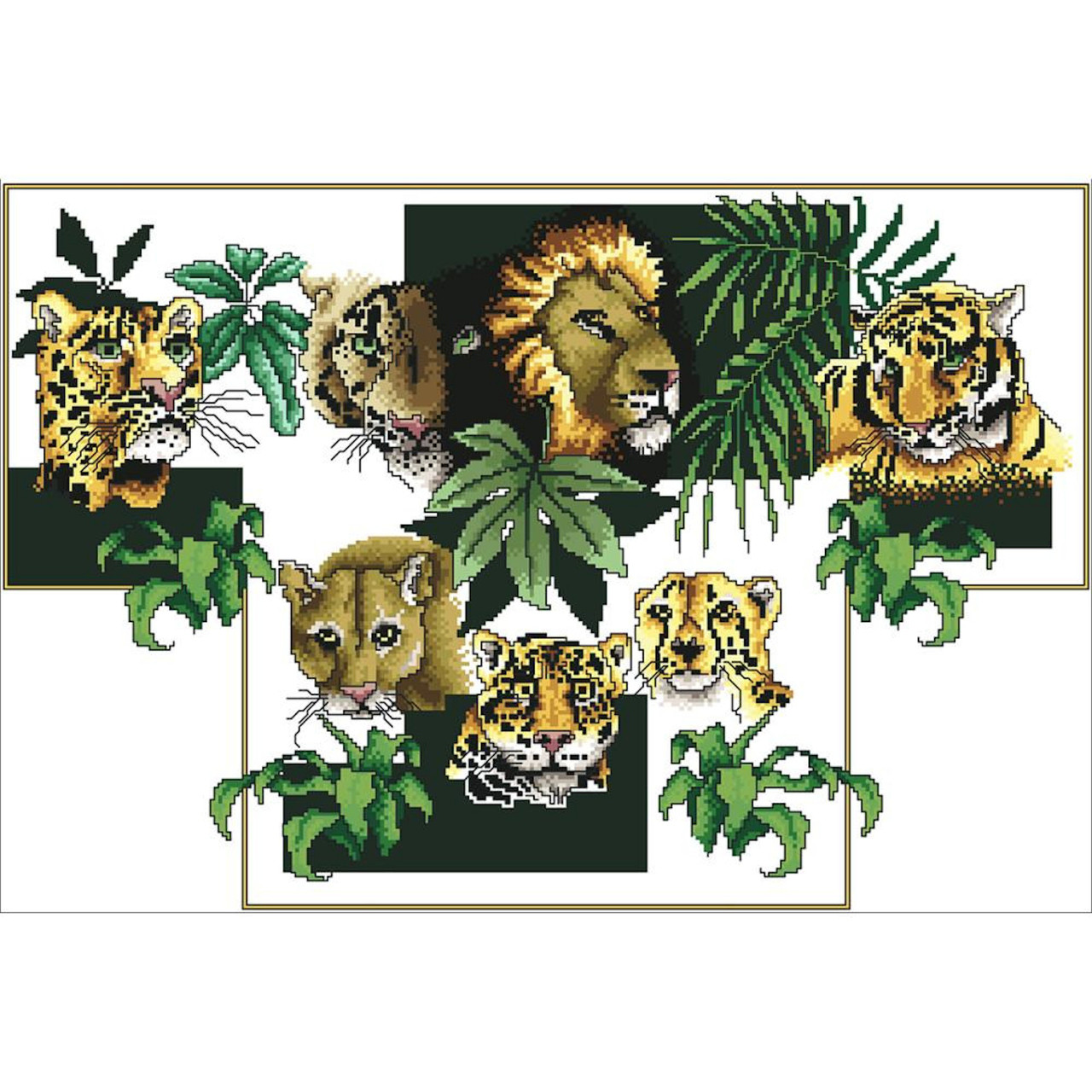 Vickery Collection - Endangered Cats