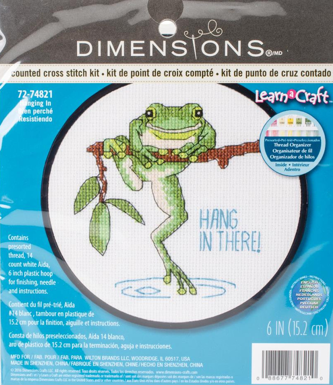 Dimensions Learn a Craft - Hanging In
