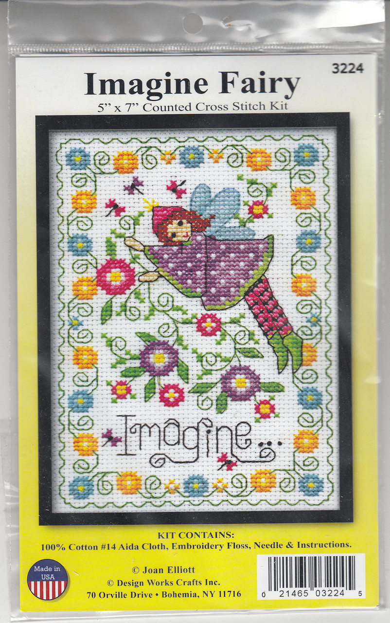 Design Works - Imagine Fairy