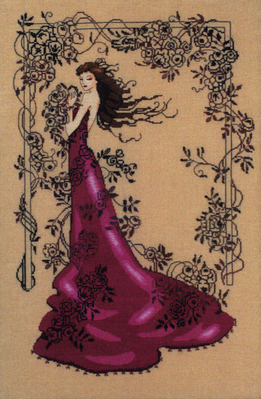 Mirabilia Embellishment Pack - Lady of Mystery