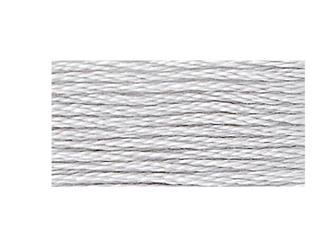 DMC # 01 White Tin Floss / Thread