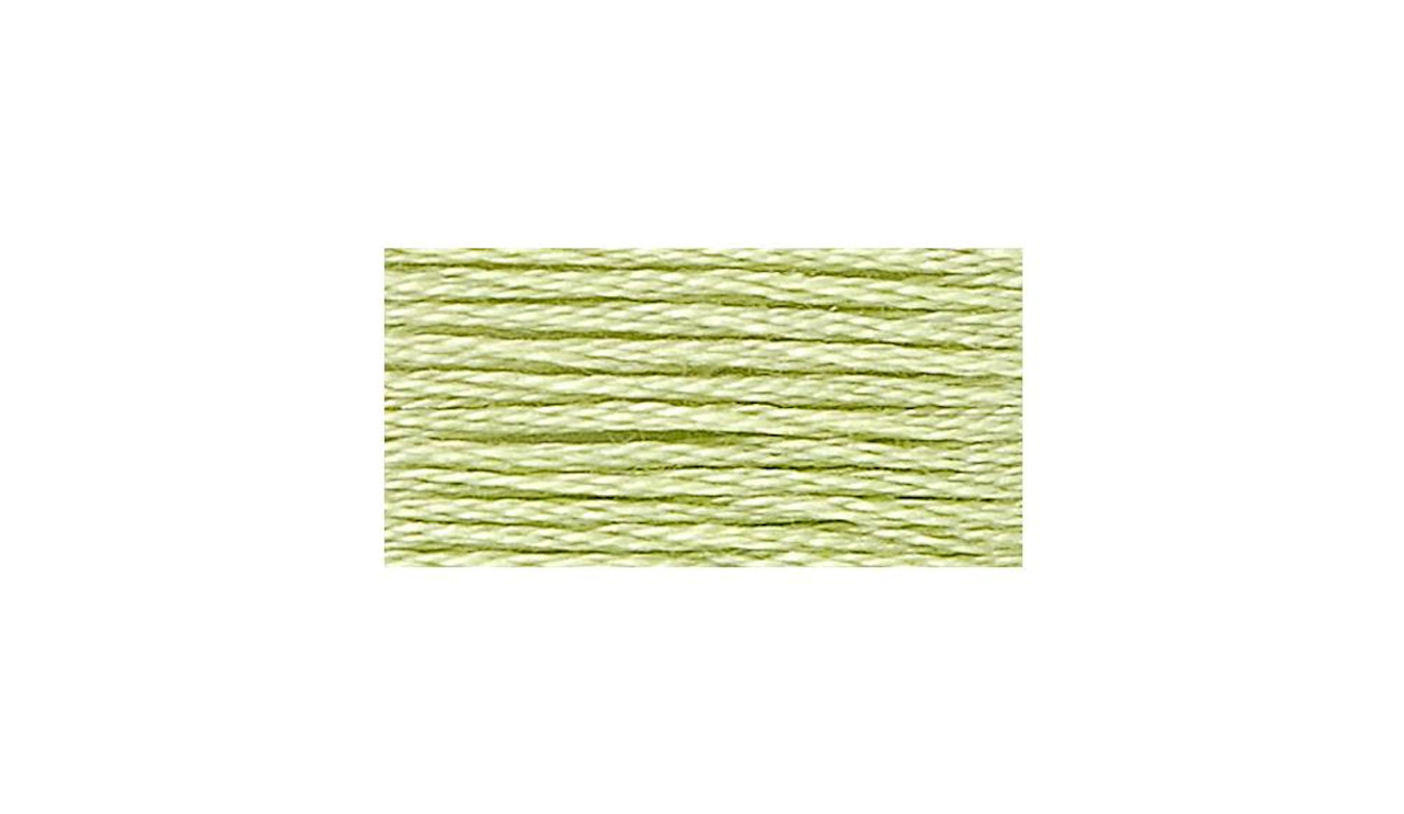 DMC # 15 Apple Green Floss / Thread