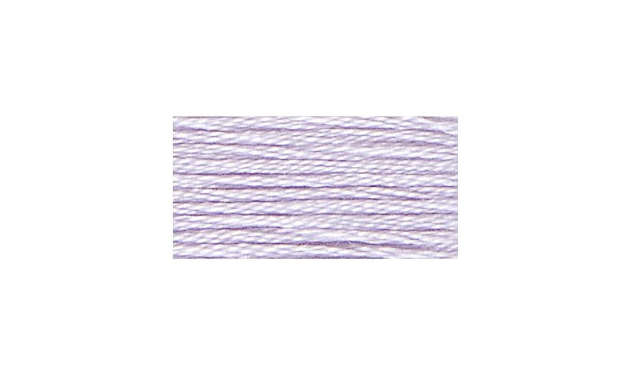 DMC # 25 Ultra Light Lavender Floss / Thread