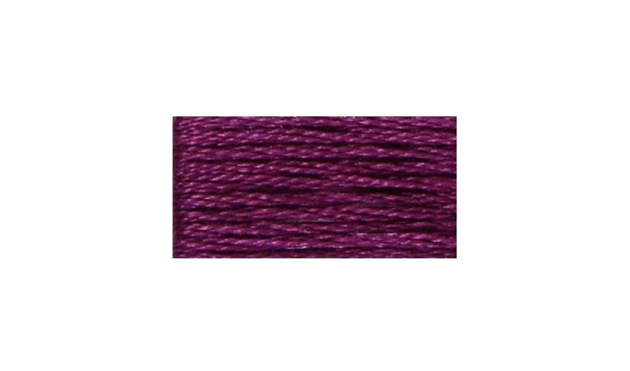 DMC # 35 Very Dark Fuchsia Floss / Thread