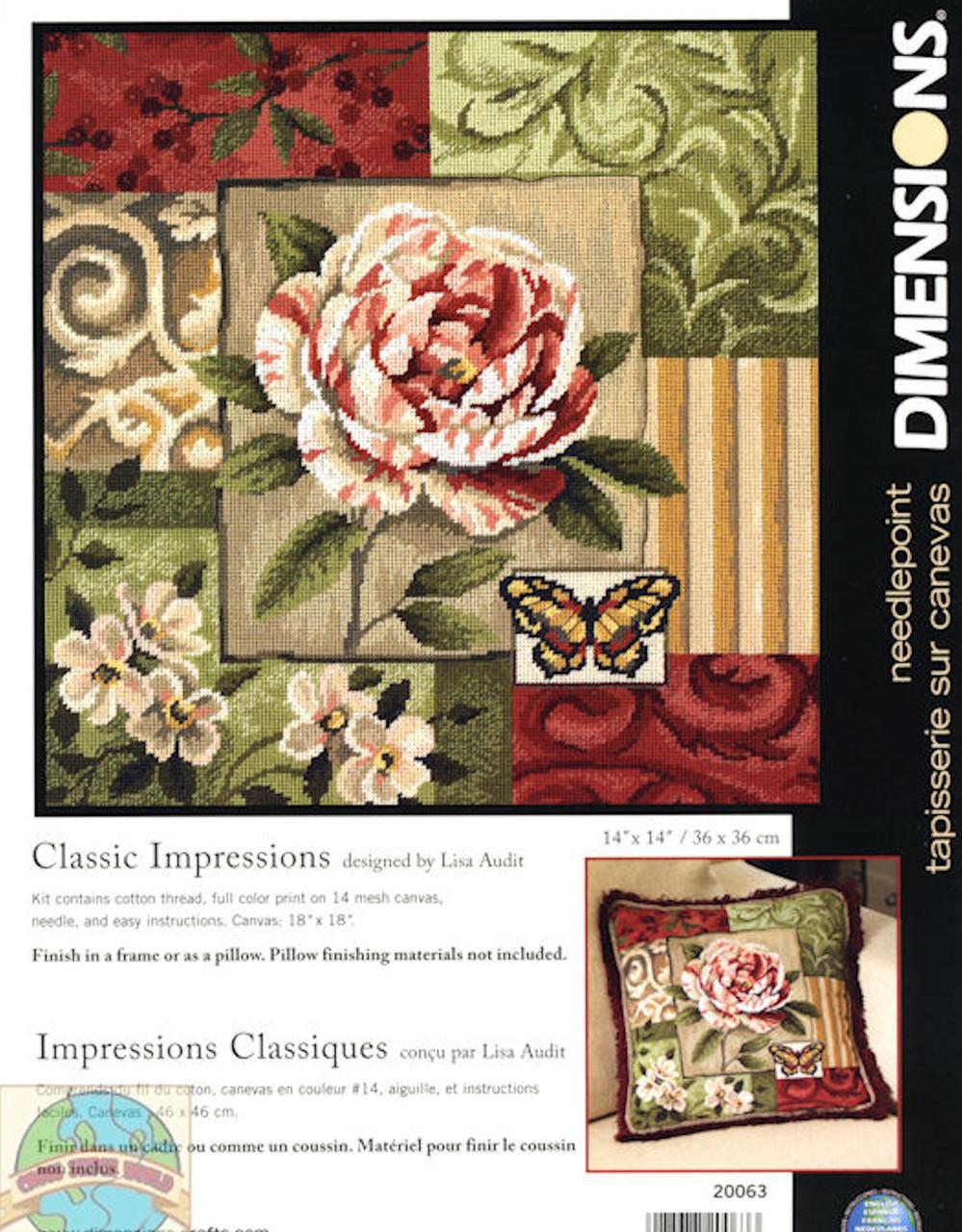 Dimensions -  Classic Impressions