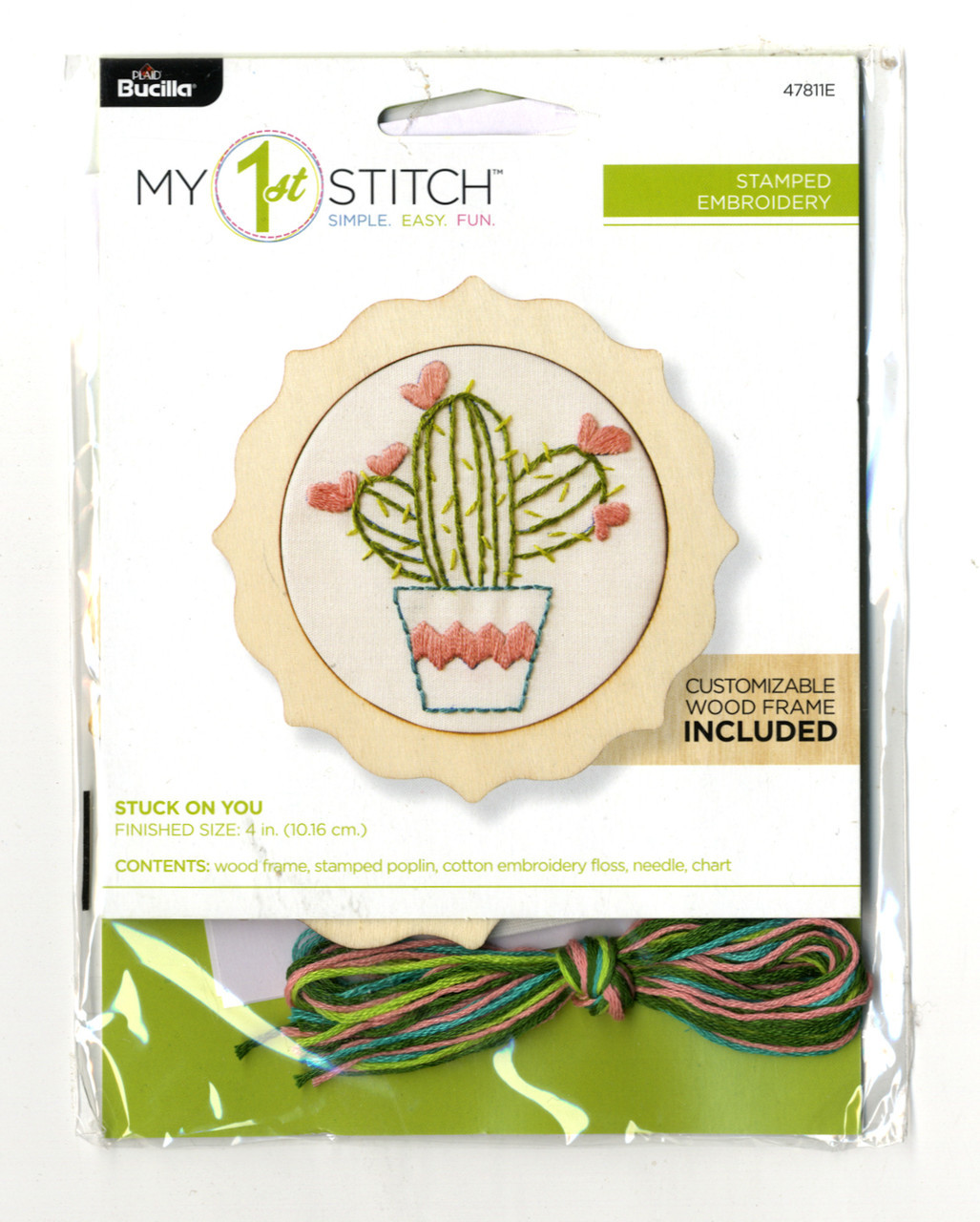 My 1st Stitch - Stuck on You