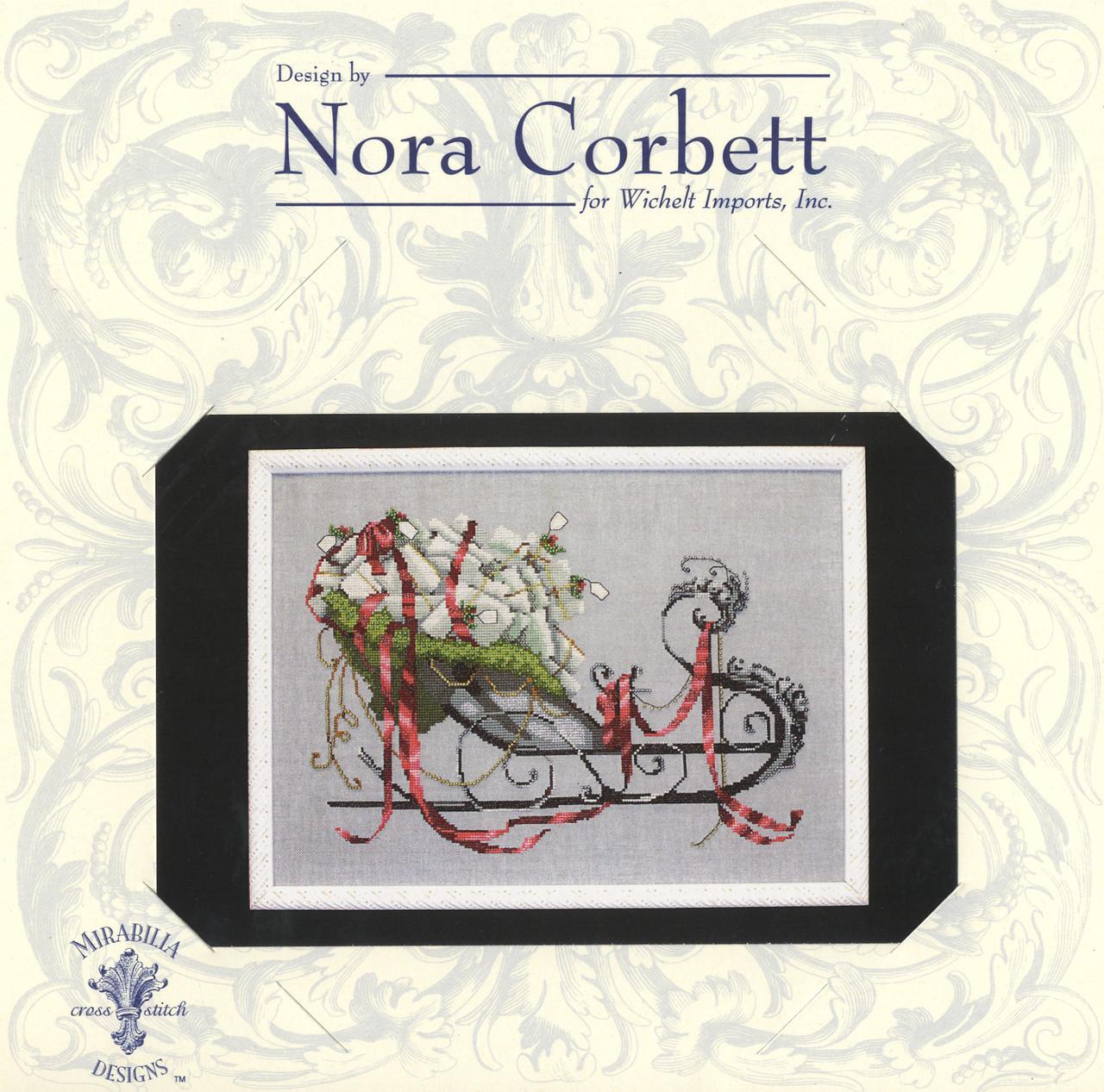 Nora Corbett - Santa's Sleigh