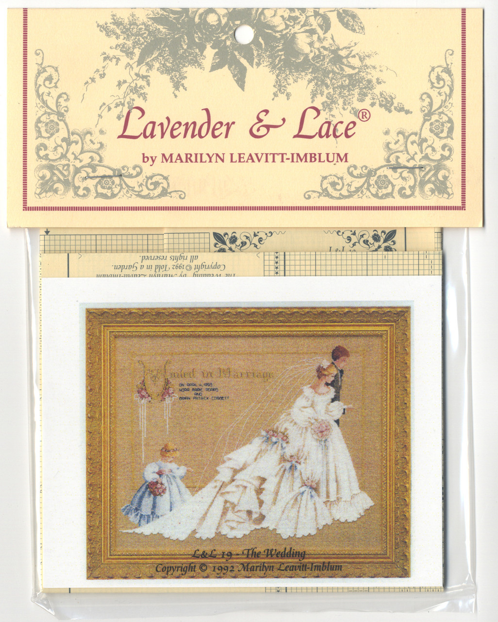 Lavender and Lace - The Wedding