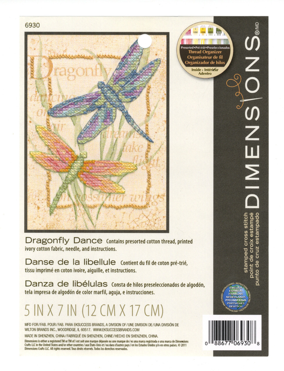 Dimensions Minis - Dragonfly Dance