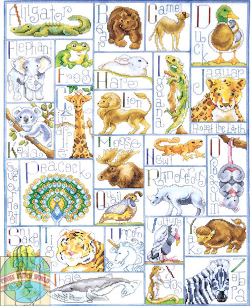 Design Works - Animal ABC