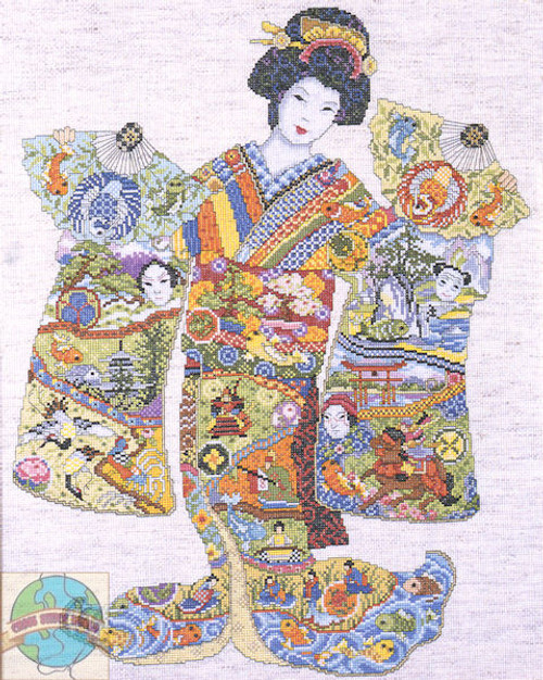 Design Works - Geisha