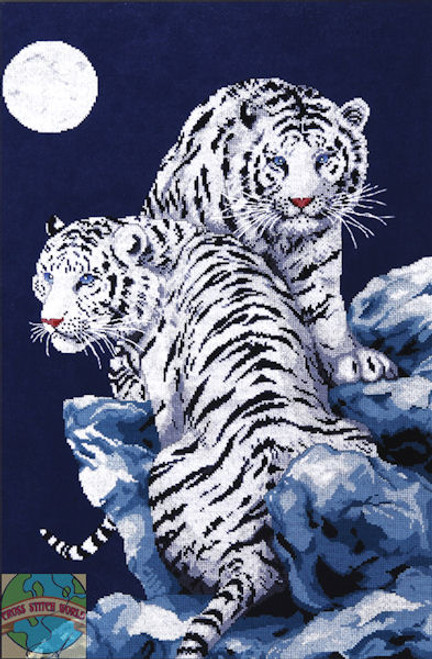 Design Works - Moonlit Tigers