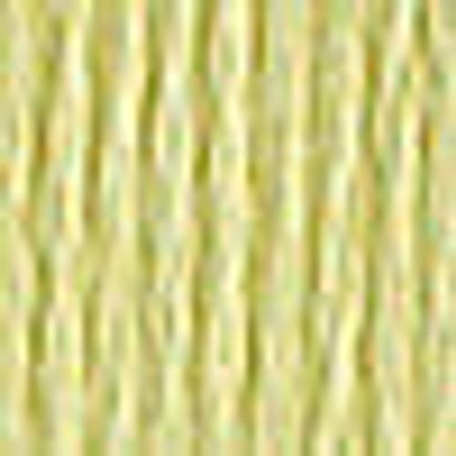 DMC # 165 Very Light Moss Green Floss / Thread