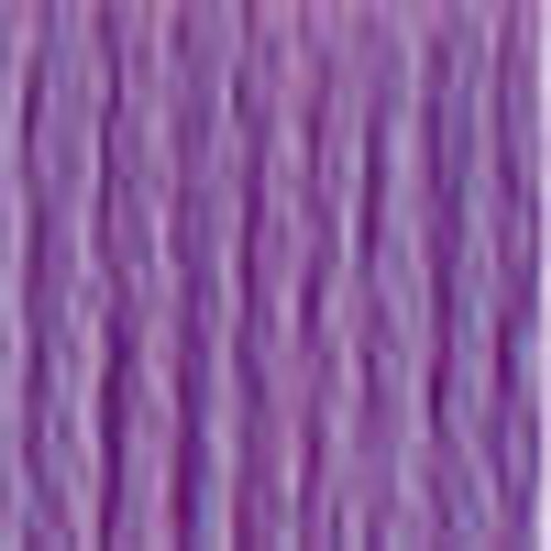 DMC # 208  Very Dark Lavender Floss / Thread