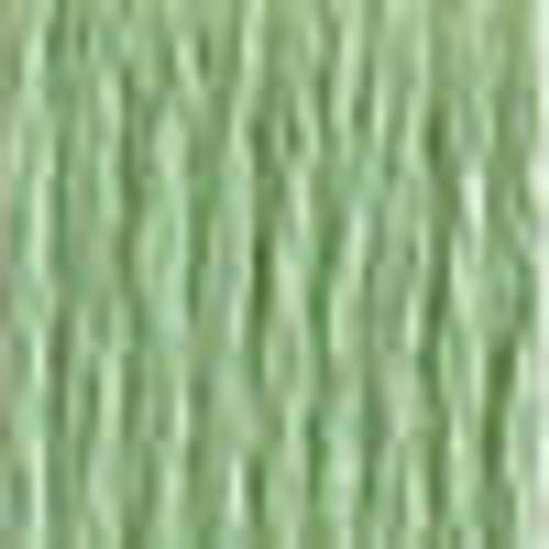 DMC # 368 Light Pistachio Green Floss / Thread