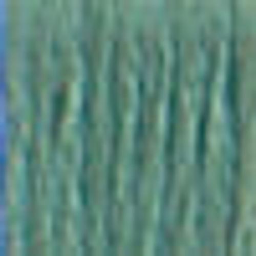 DMC # 502 Blue Green Floss / Thread