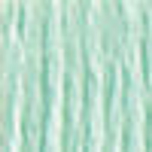 DMC # 955 Light Nile Green Floss / Thread