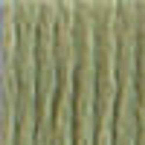 DMC # 3052 Medium Green Gray Floss / Thread
