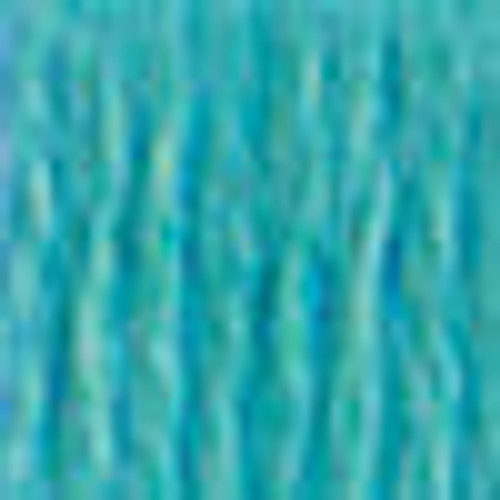 DMC # 3849 Light Teal Green Floss / Thread
