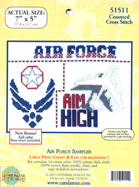 Candamar - Air Force Sampler