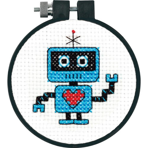 Learn a Craft for Kids - Robot