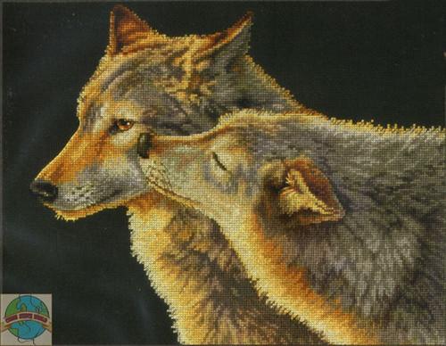 Dimensions -  Wolf Kiss