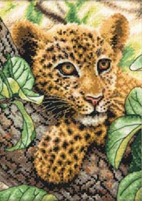 Gold Collection Petites - Leopard Cub